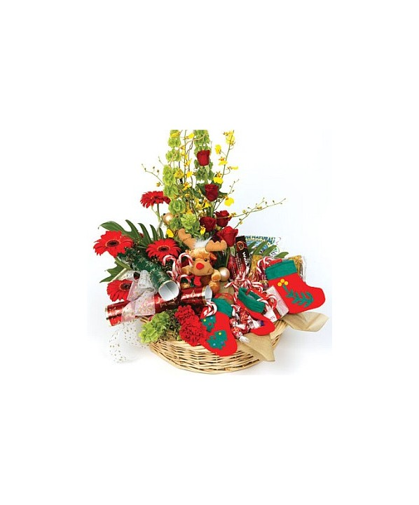 D49.0 Christmas Basket