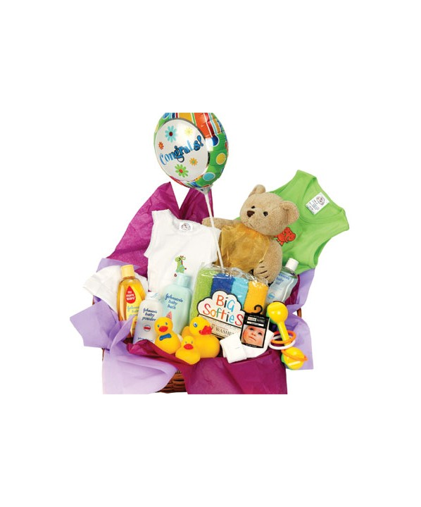D39.0 New Born Baby Basket