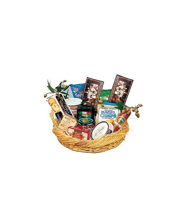 F5.3 Florist Choice Gourmet Basket