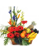 D26.0 Fruit & Flower Basket