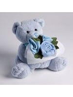 A1-G511-Teddy With Roses