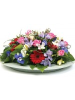 D40.0 Table Arrangement with Candle