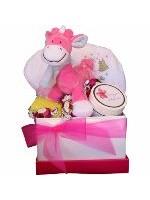 A5-G226-Baby Cuddles Giraffe Gift