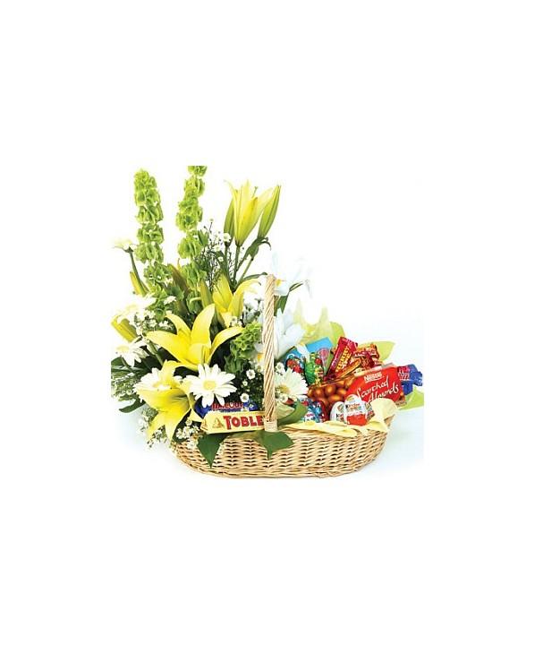 D41.0 Easter Basket
