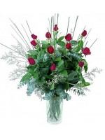C12.2 Long Stemmed Rose Bouquet