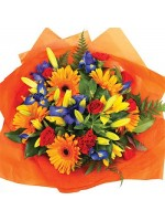 D14.0 Bright Round Bouquet