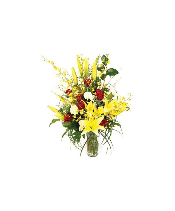 D33.0 Seasonal Bouquet