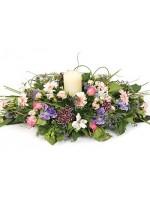 D30.0 Candle Table Arrangement