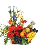 D26.0 Fruit & Flower Basket