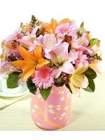 B1.0 Passionately Pink Bouquet