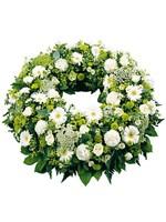 Luxury White Wreath