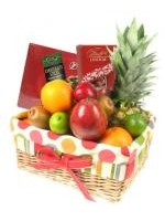 Fruits Chocolate Basket- Myanmar