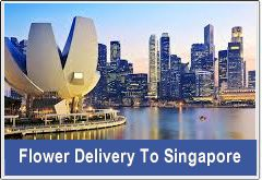 Flower Delivery To Singapore