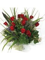 D24.0 Rose Aqua Pack Bouquet